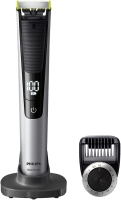 Philips QP 6520/20 OneBlade Pro silber